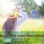 macrobiotica alimentazione