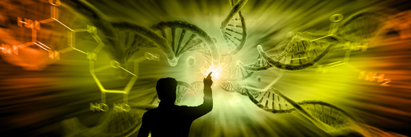 uomo e geni