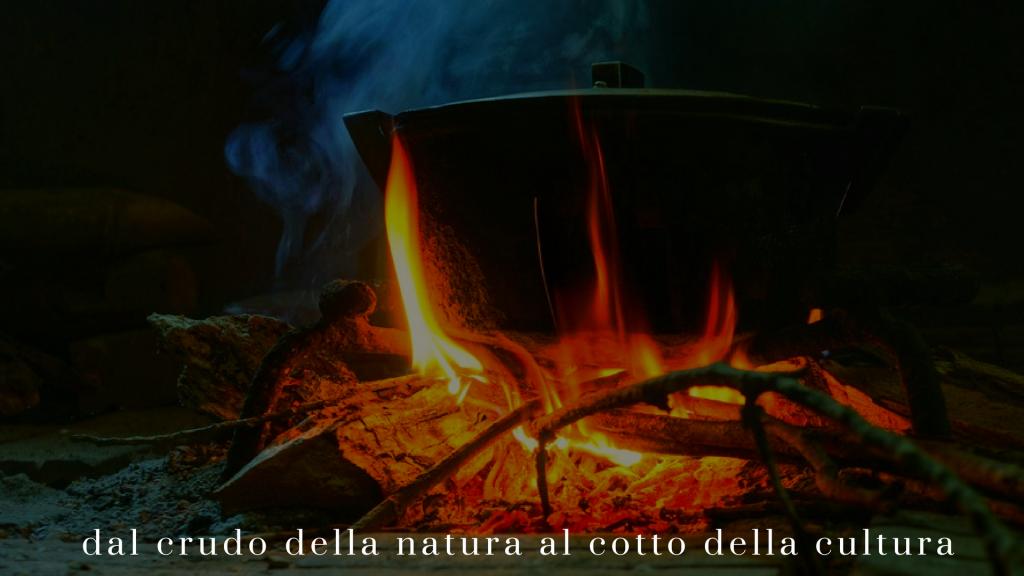 il fuoco come cultura della trasformazione del cibo