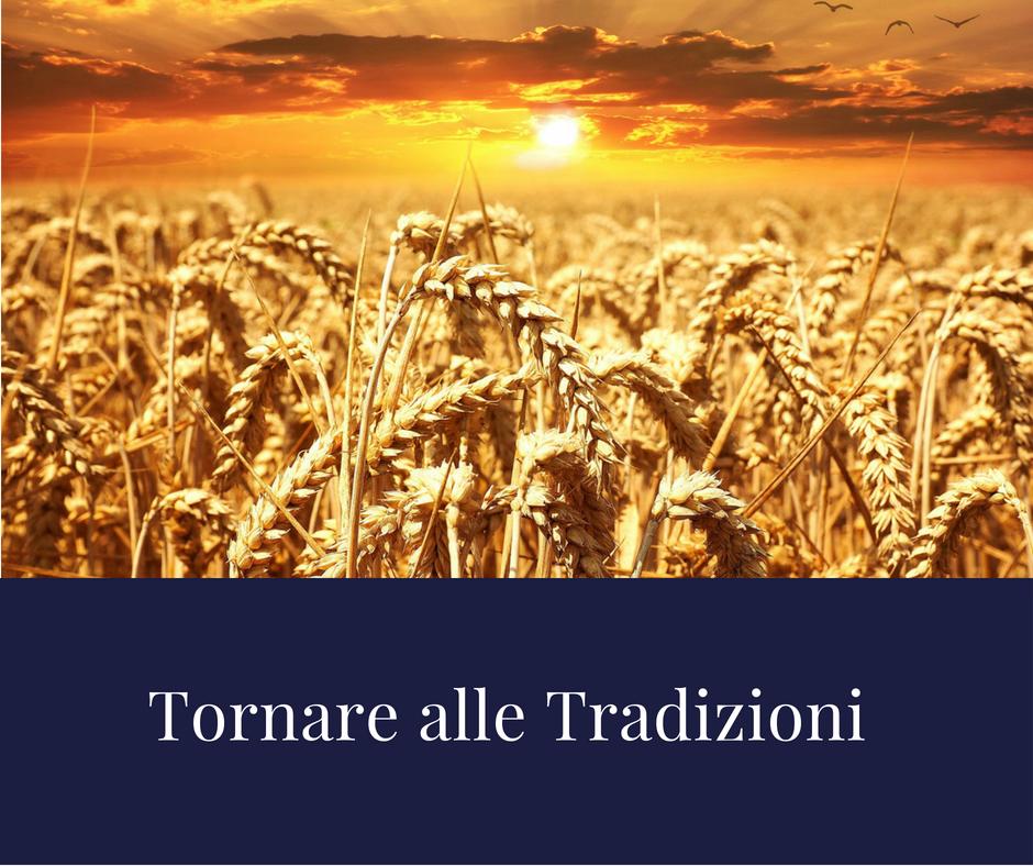cibo energia e tradizione