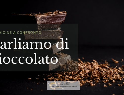 Parliamo di cioccolato: studi scientifici e marketing.