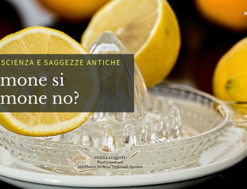 Limone si o limone no? Entriamo nell'energia sottile del cibo
