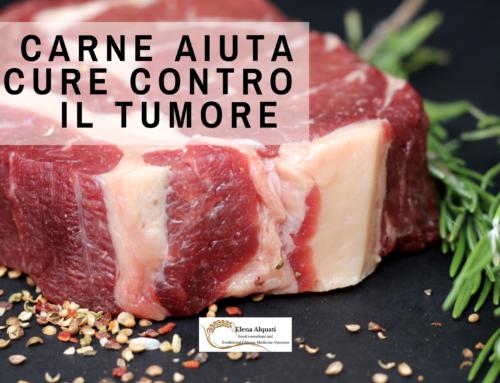 La carne aiuta le cure contro il tumore