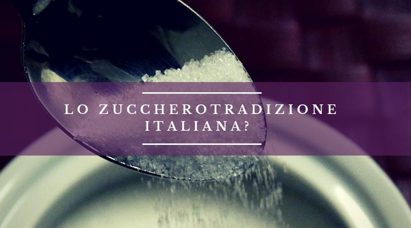 cultura e tradizione dello zucchero