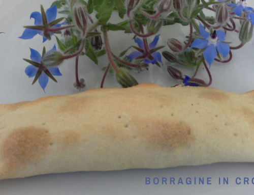 Una verdure dimenticata: Borragine in crosta