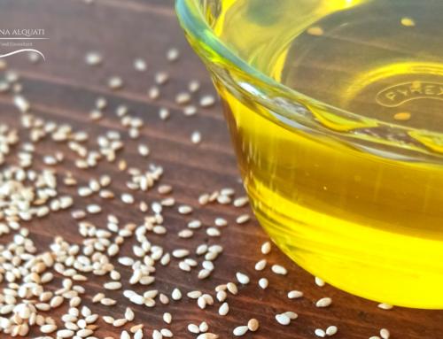 Olio di sesamo: Frittura si frittura no?
