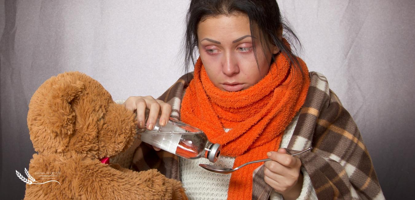 influenza, raffreddore, stagione