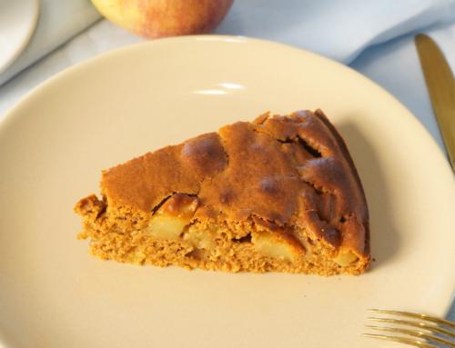 Non solo malto di riso: Una torta di mele per colazione