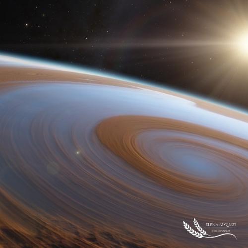 spirale e ordine dell'universo